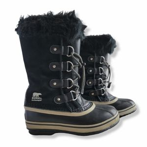 SOREL YOUTH JOAN OF ARCTIC WINTER BOOTS